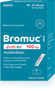 Bromuc® akut Junior 100mg